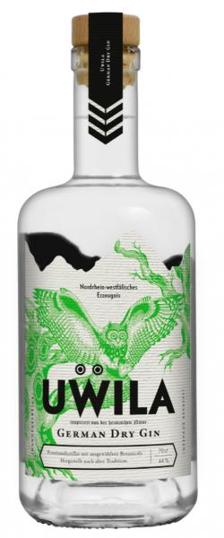 Uwila German Dry Gin