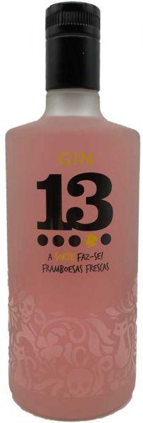 Gin 13 Framboesas