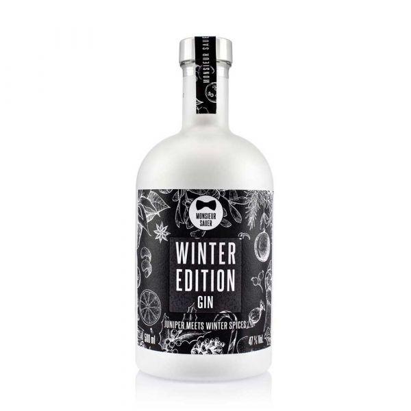 Monsieur Sauer Winter Edition
