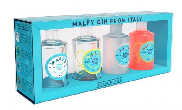 Malfy Gin Miniatur Geschenkset