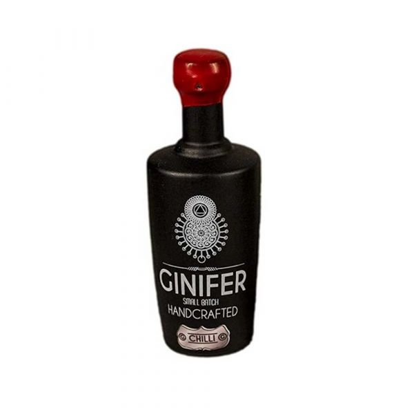 Ginifer Chilli Infused Gin 0,05l