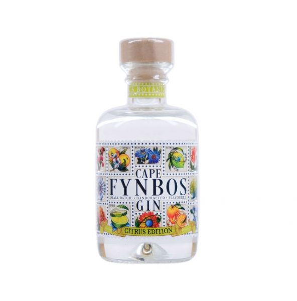 Cape Fynbos Gin Citrus Edition 0,05l