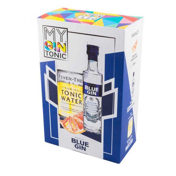 MGT Blue Gin & Tonic Set