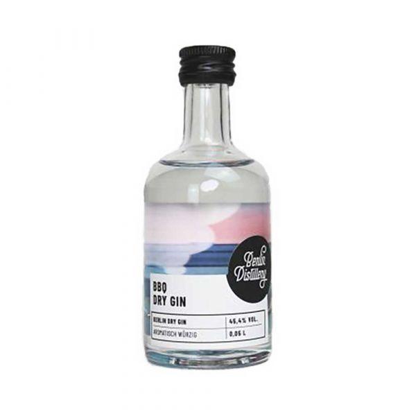 BBQ Dry Gin 0,05l