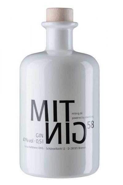 Mitnig 58 Gin