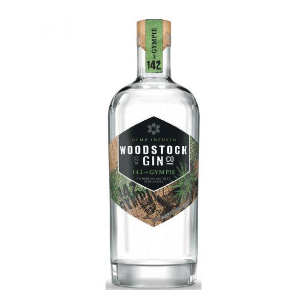 Woodstock Gin 142 on Gympie