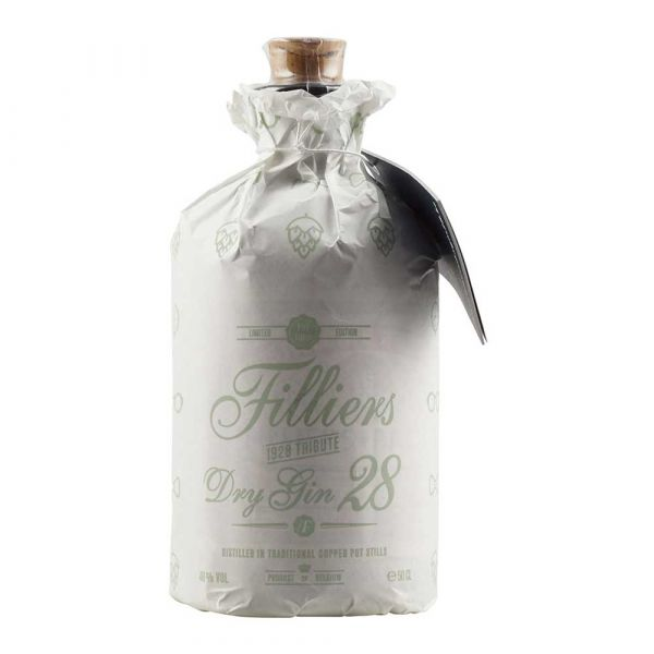 Filliers Dry Gin 28 1928 Tribute
