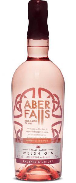Aber Falls Rhubarb & Ginger Gin