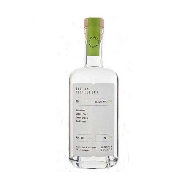 Radius Gin Batch 22