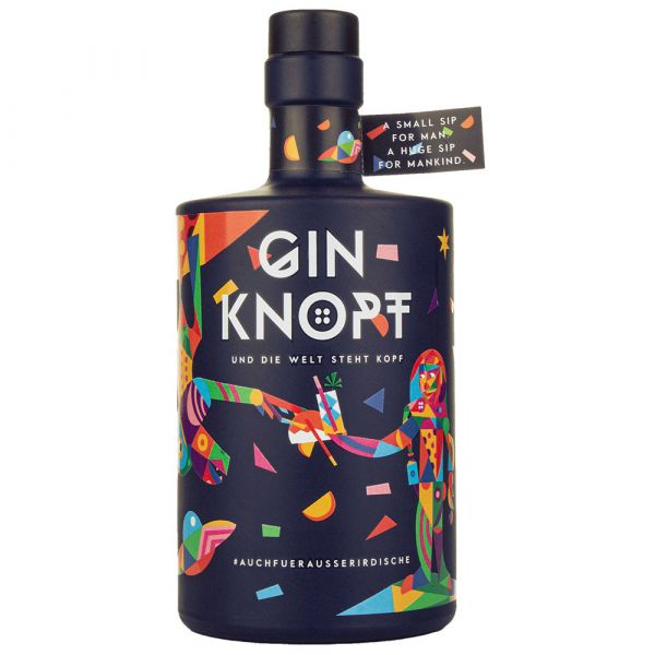 Gin Knopf Bio Orange