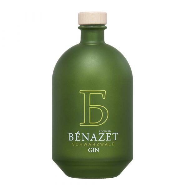 Benazet Schwarzwald Gin