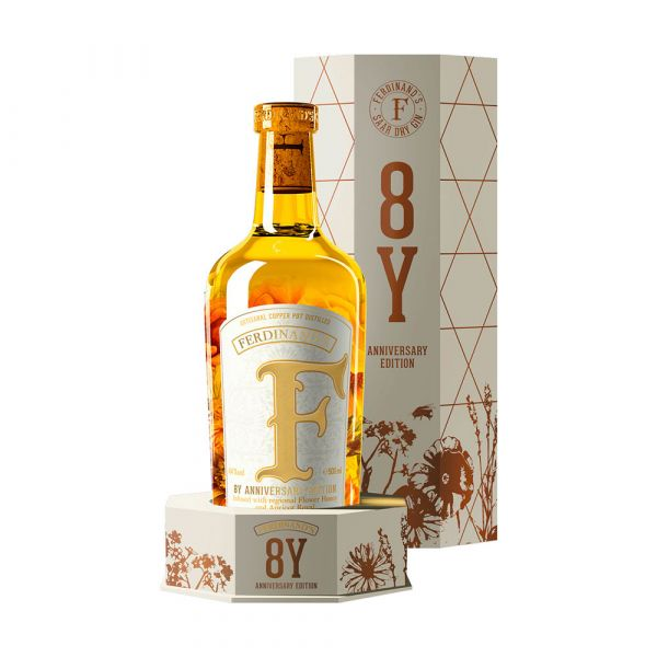 Ferdinand Saar Gin 8th Anniversary Edition