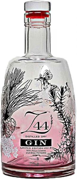 Z44 Dry Gin Limited Edition 2018