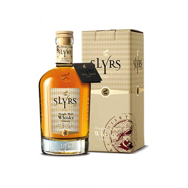 Slyrs Single Malt Whisky