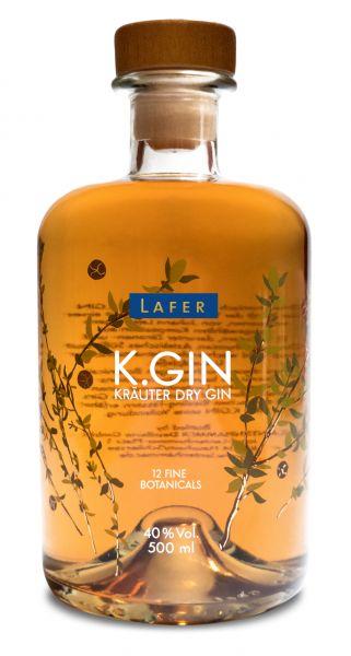 K.Gin Kräuter Dry Gin