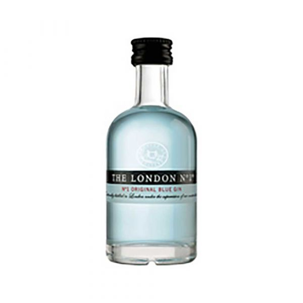 London No.1 Blue Gin 0,05l