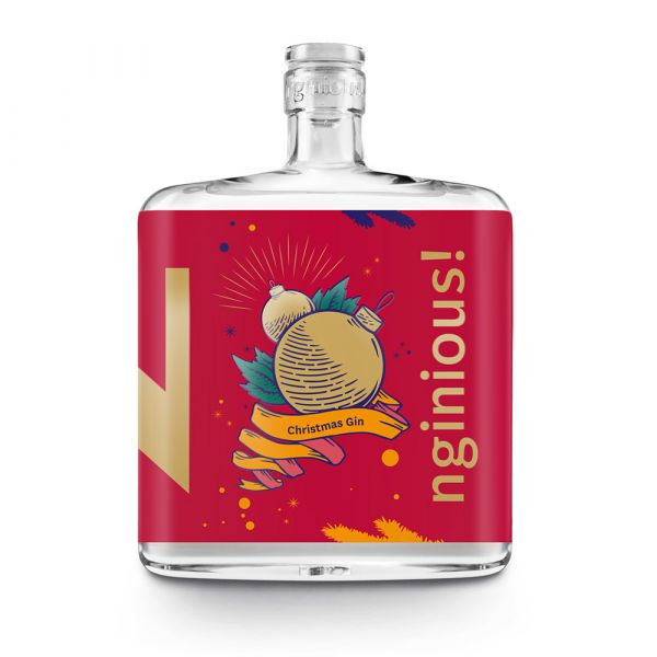 nginious! Christmas Gin