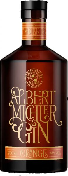 Albert Michler Gin Orange