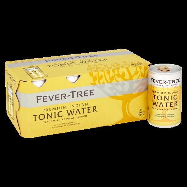 Fever Tree 24er Tray Tonic