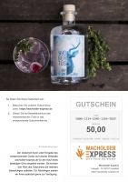 Gin Gutschein