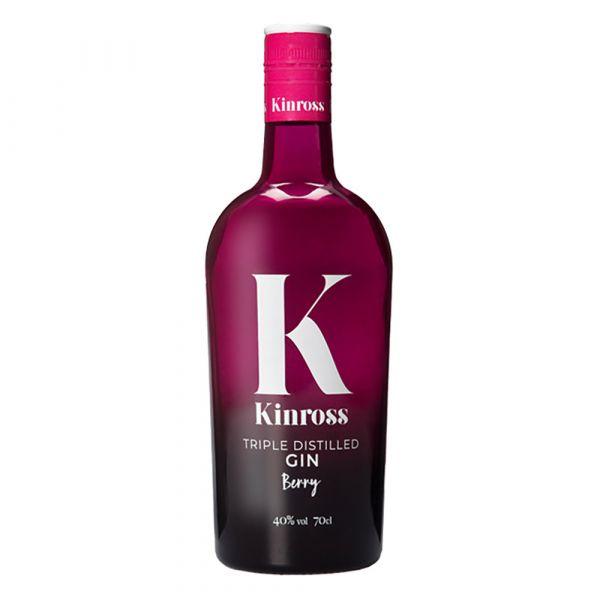Kinross Gin Wild Berry Fruits