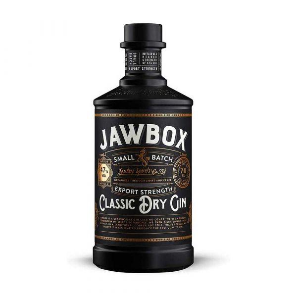 Jawbox Classic Dry Gin Export Strength