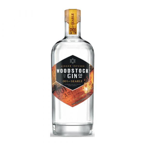 Woodstock Gin 001 on Searle