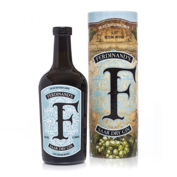 Ferdinand Saar Gin mit Geschenkbox