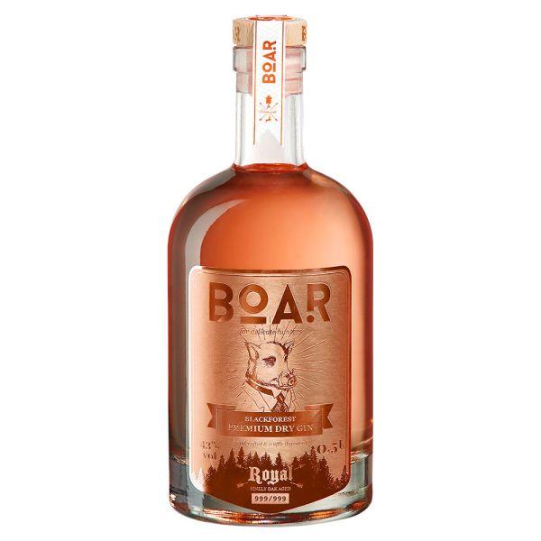 BOAR Royal Rubin Gin 2020
