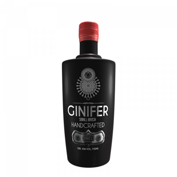 Ginifer Chilli Infused Gin