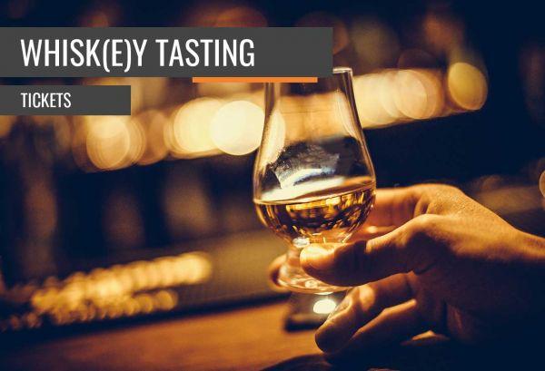 Whiskey Tasting am 18.12. in München