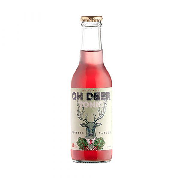 Oh Deer Rhubarb Tonic