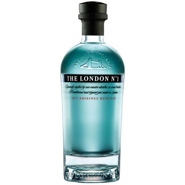 London No.1 Blue Gin