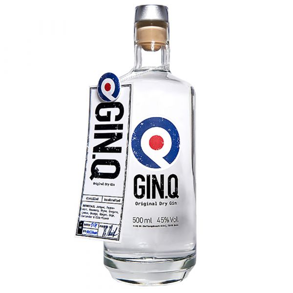 Gin.Q Original Dry Gin