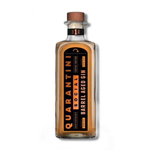 Quarantini - Social Dry Gin Barrel Aged