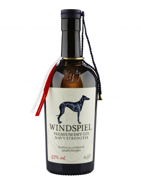 Windspiel Navy Strength Gin