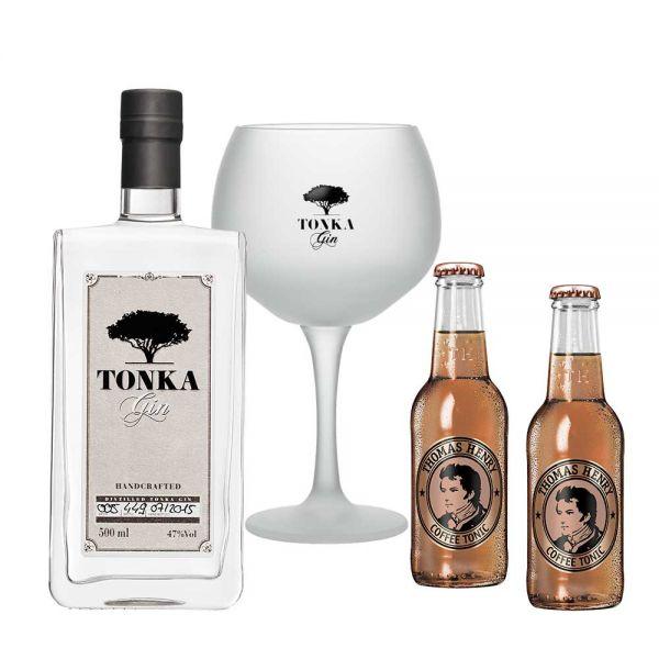 Tonka Gin Set