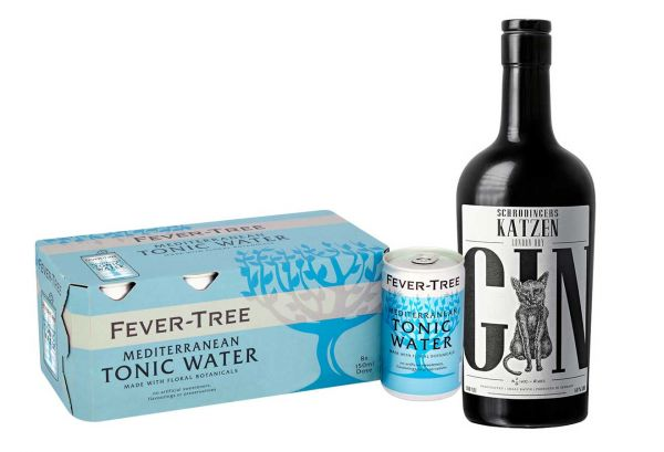 Schrödinger's Gin & Mediterranean Tonic Set