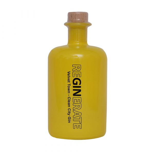 ReGINerate Velvet Town - Clean City Gin