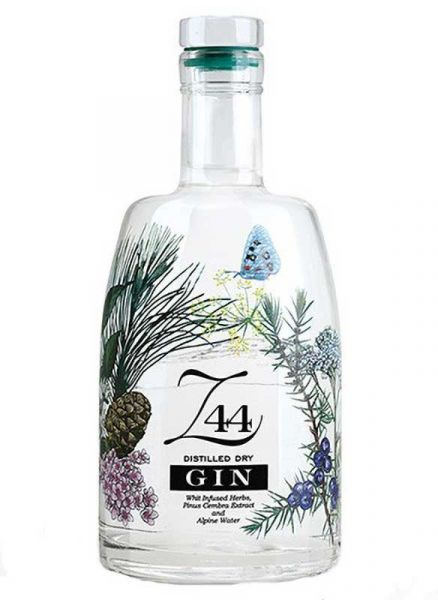 Z44 Roner Distilled Dry Gin