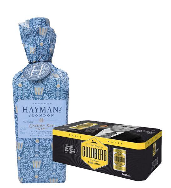 Hayman Gin & Tonic Geschenk Set