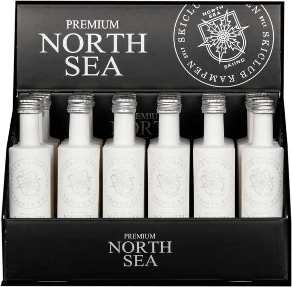 North Sea Gin 24er Tray