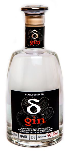 Delta Black Forest Gin