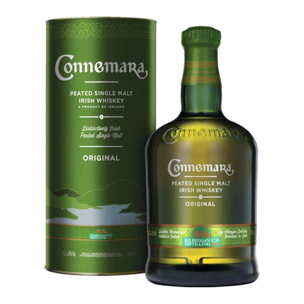 Connemara Peated Single Malt Whiskey