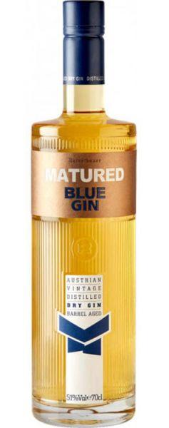 Matured Blue Gin