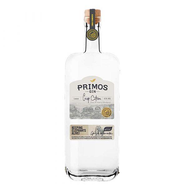Primos Gin Crisp Citron