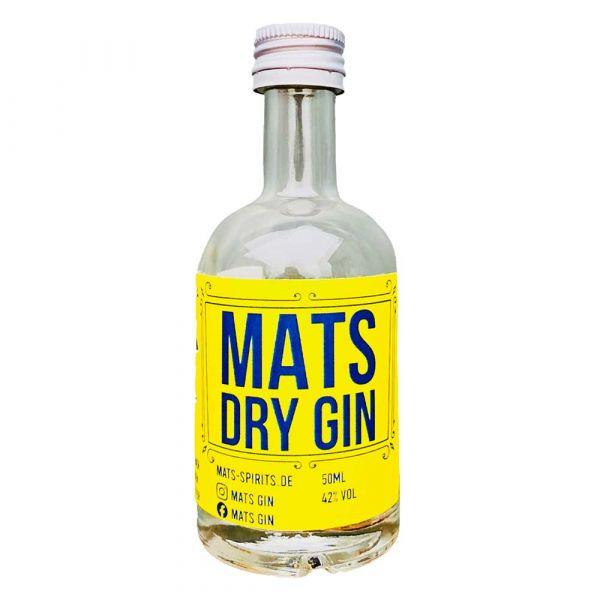 MATS Premium Dry Gin 0,05l