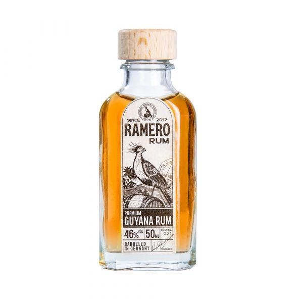 Ramero Rum Cask Selection 0,05l