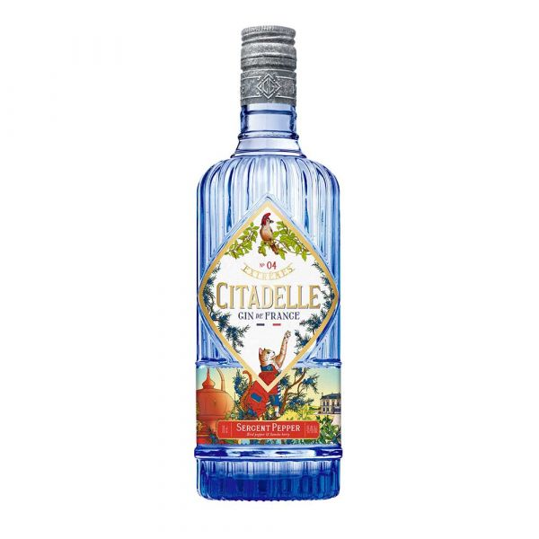 Citadelle Gin Extremes No. 4 Sergent Pepper