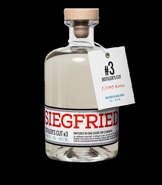 Siegfried Gin Distiller Cut 2018